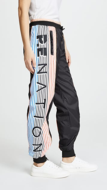 The Cammo Track Pants by P.E Nation