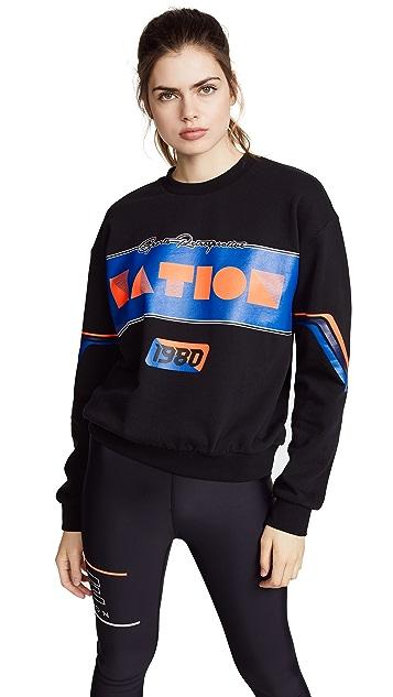 P.E NATION The Wrestler Sweatshirt