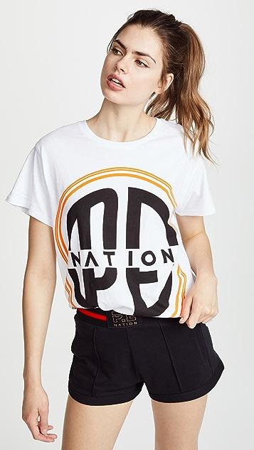 P.E NATION The Acrobatics Tee