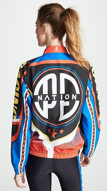 P.E NATION The United Jacket
