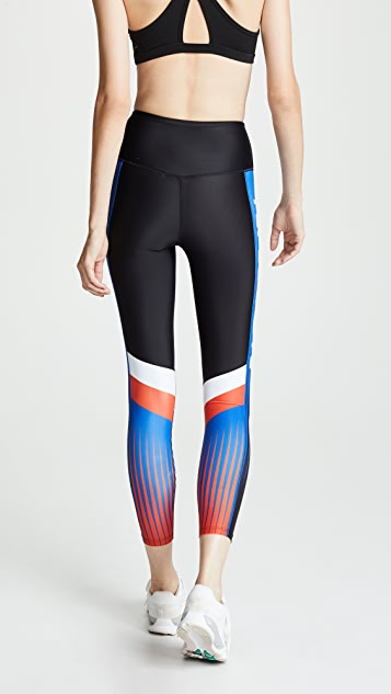 P.E NATION Speed To Spare Leggings
