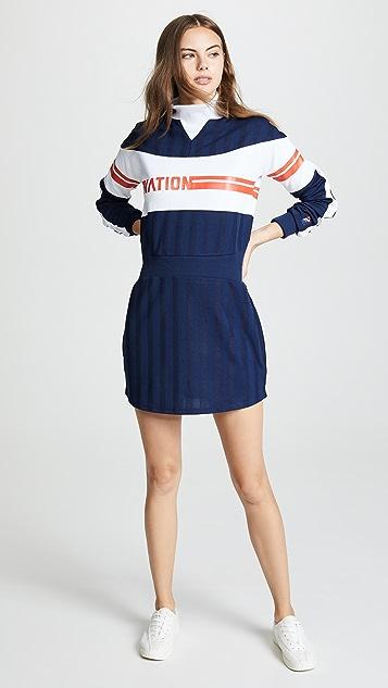 P.E NATION Stroker Ace Dress