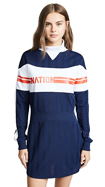 P.E NATION Stroker Ace Dress