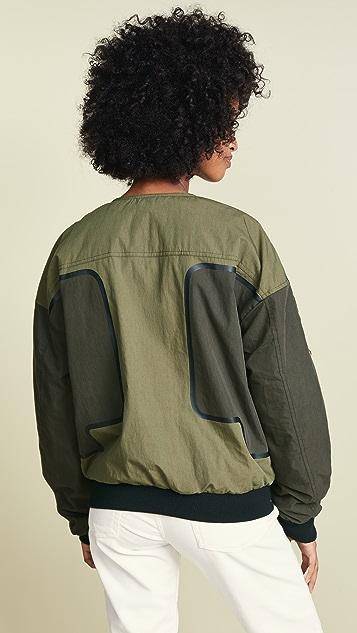 P.E NATION The Record Run Jacket