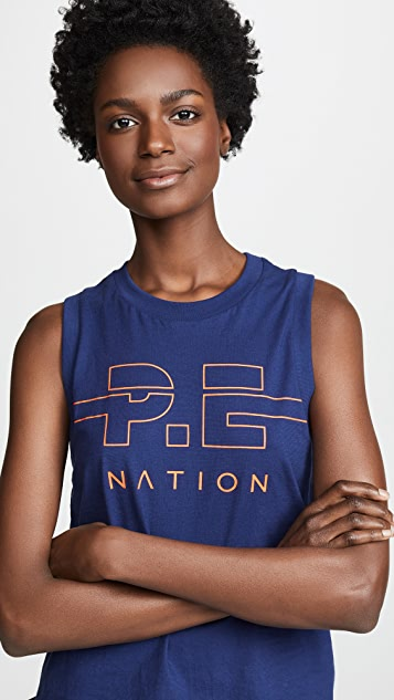 P.E NATION Spike Tank