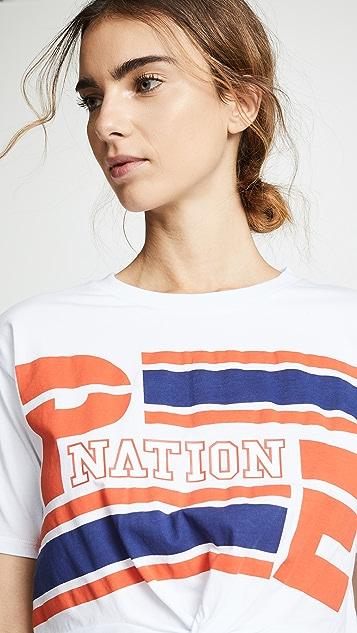 P.E NATION Футболка Bencher