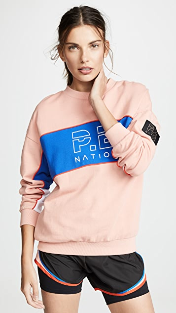 P.E NATION Sonic Sweatshirt