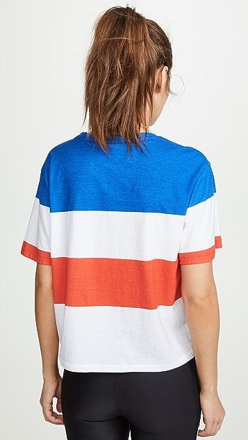 P.E NATION Kicker T 恤