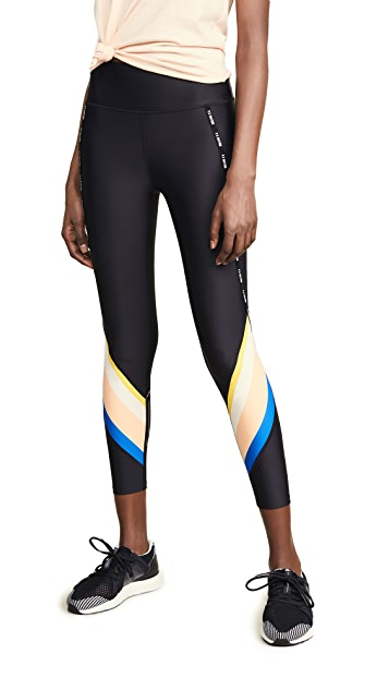P.E NATION Sprint Vision Leggings