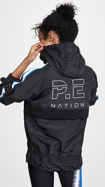P.E NATION Man Up 夹克