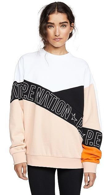 P.E NATION Elements 运动衫