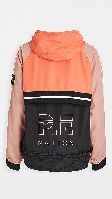 P.E NATION Man 羽绒夹克