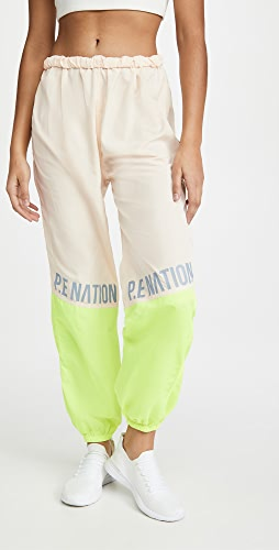 P.E NATION - First Position Track Pants