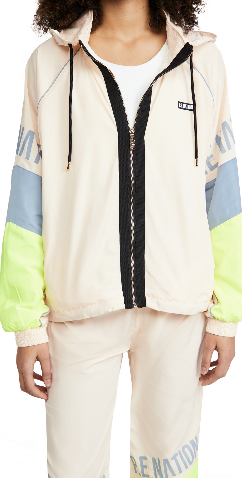 P.E NATION First Position Jacket