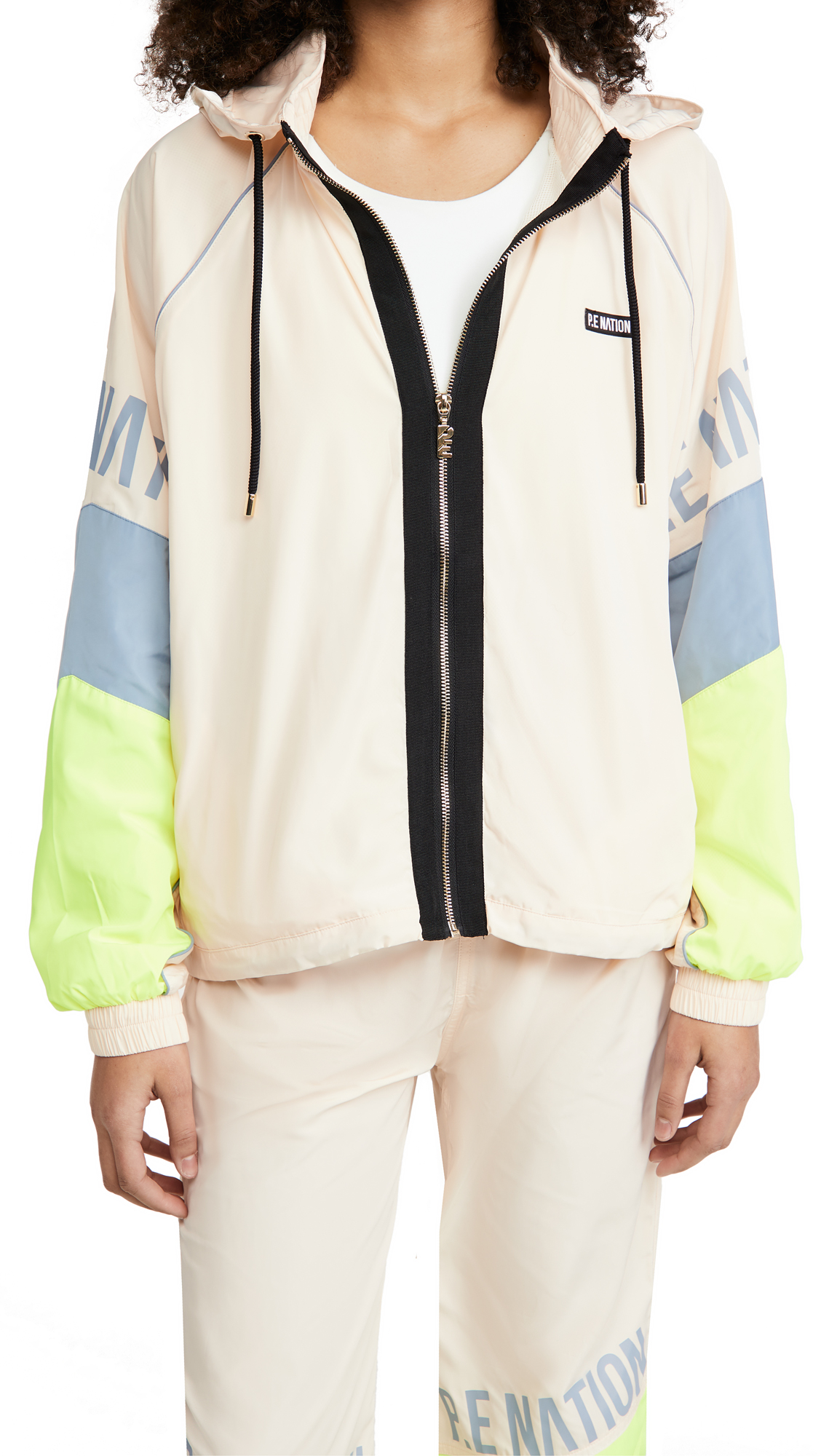 P.e Nation Jackets FIRST POSITION JACKET