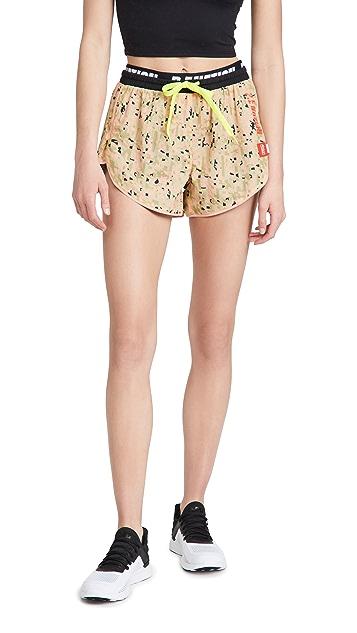 P.E NATION Align Camo Shorts