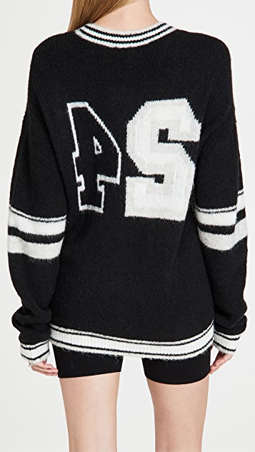 P.E NATION Annex Knit Sweatshirt