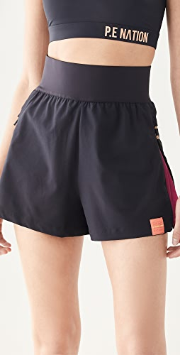 P.E NATION - Box Out Shorts