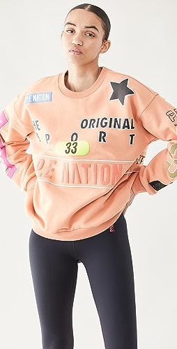 P.E NATION - Eastbrook Sweatshirt