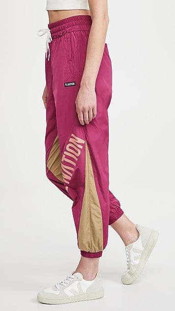 P.E NATION Box Out Pants