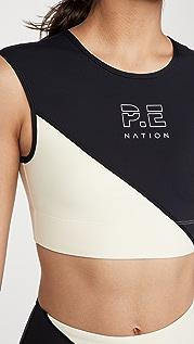 P.E NATION 稳定型运动文胸