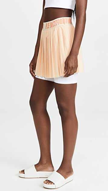 P.E NATION Upfield Tennis Skirt