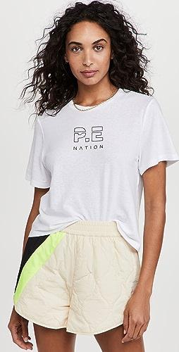 P.E NATION - Endurance Tee