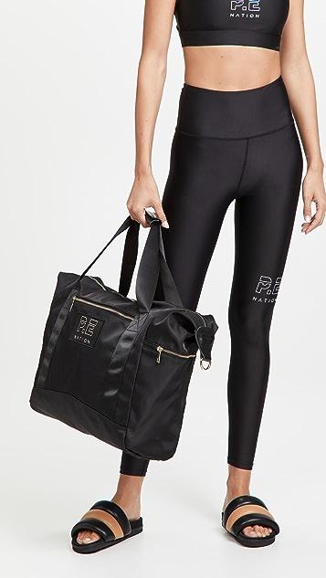 P.E NATION Set Shot Gym Bag