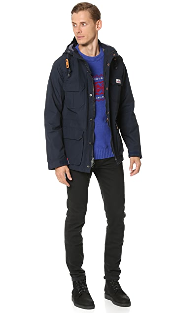 Penfield Kasson Hooded Mountain Parka