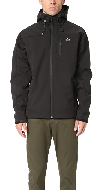 Penfield Fordfields Soft Shell Hooded Jacket