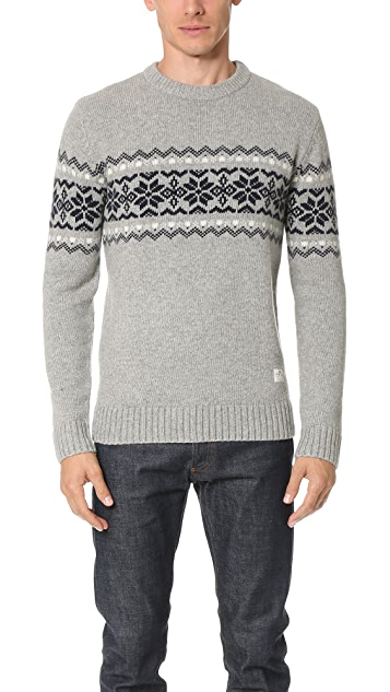 Penfield Hickman Crew Sweater