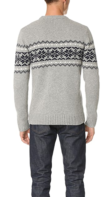 Penfield Hickman Crew Sweater
