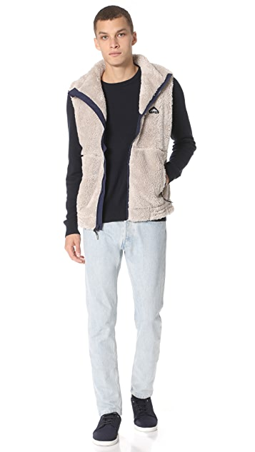 Penfield Eagle Fleece Vest