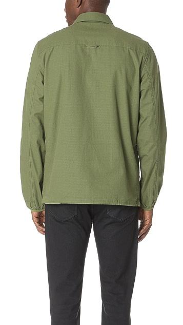 Penfield Blackstone Cotton Ripstop Shirt
