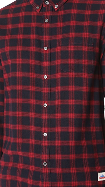 Penfield Corey Check Shirt