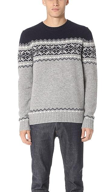 Penfield Heywood Knit Sweater