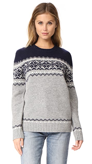 Penfield Heywood Knit Sweater