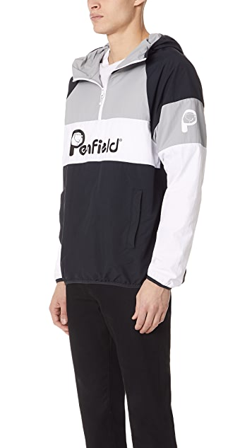 Penfield Block Pullover Jacket