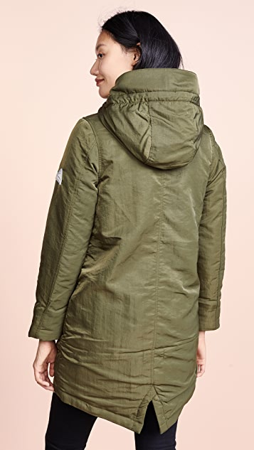 Penfield Greenwood Parka