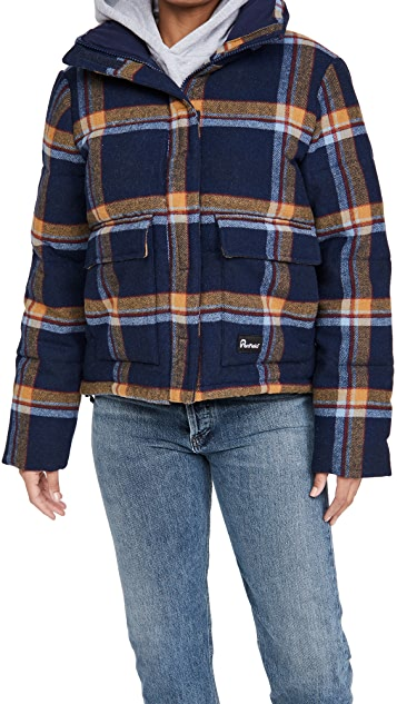 Penfield Wyeford 格纹夹克
