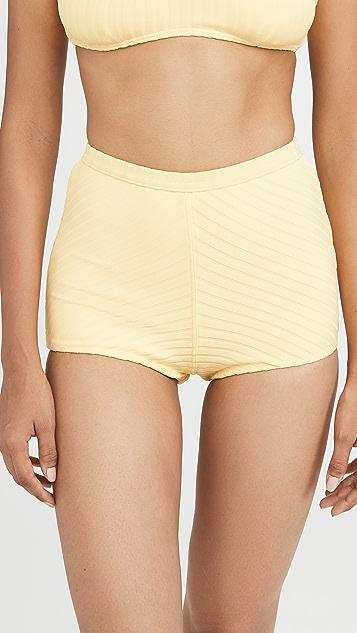 Peony Swimwear Banana Bikini Bottoms