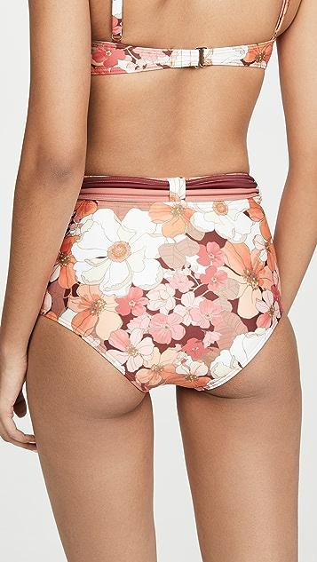 Peony Swimwear Wallflower Bikini Bottoms