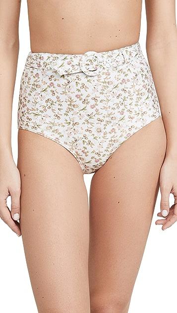 Peony Swimwear La Boheme Bikini Bottoms