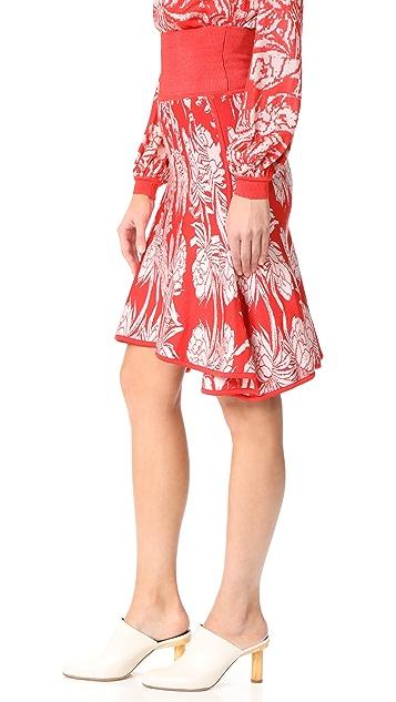 Pepa Pombo Tangerina Skirt