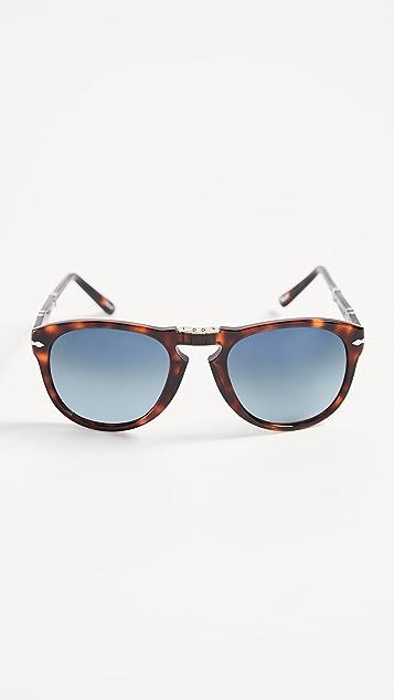 Persol Havana Classic Sunglasses