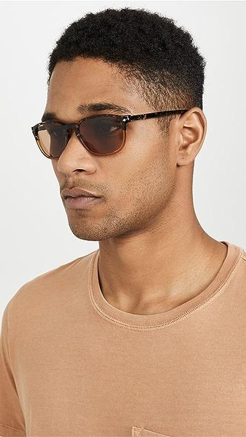 Persol Gradient Tortoise Sunglasses