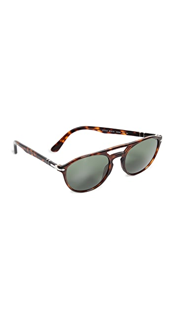 Persol Aviator Sunglasses
