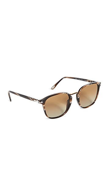 Persol PO3186S Rounded Sunglasses