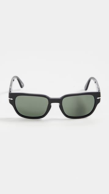 Persol PO3105S Rounded Sunglasses