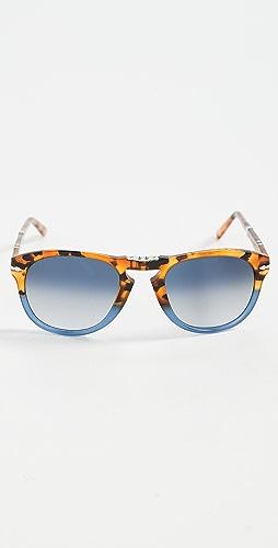 Persol - PO0714 Folding Classic Sunglasses